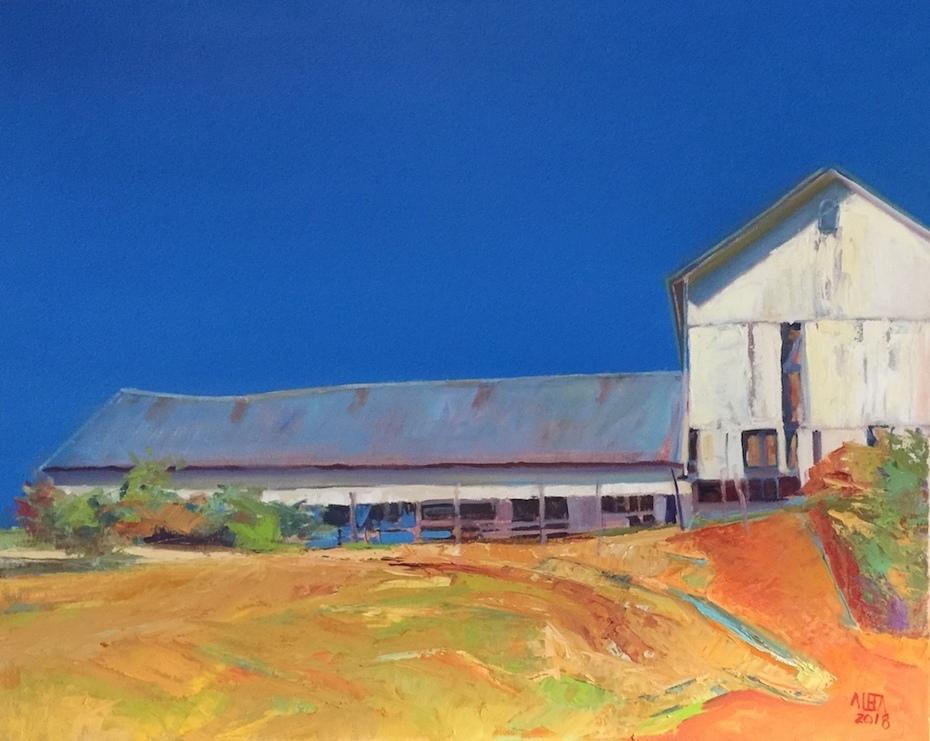 High Noon, Remembering Greenbacker Barn,Durham CT