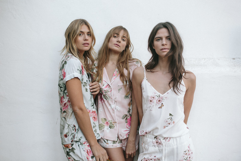 Bridesmaid Pajama Sets