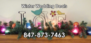 Winter Wedding Deal Chicago USA