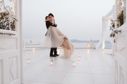 2018 santorini weddings with Marryme in Greece