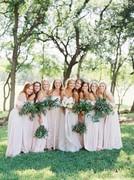 Bridesmaid dresses by Plum Pretty Sugar