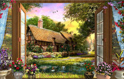 countrycottageview