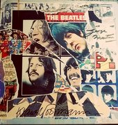 The Beatles Anthology Volume 3 signed by both producer George Martin and Klaus Voormann.