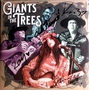 Giants in the Trees (Jillian Raye, Erik Friend, Ray Prestegard and Krist Novoselić) signed debut cd