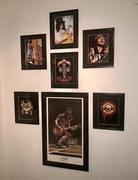 My Guns N Roses wall