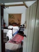 Master Bedroom Carrowcullen, The Old Irish Farmhouse