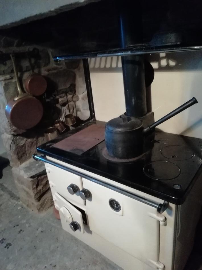 Stanley 8 stove