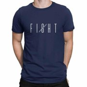 Wholesale Navy Blue Tee Shirt Supplier