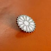 Sprocket/beer pin