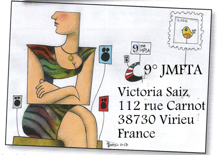 9ème JMFTA Anglais