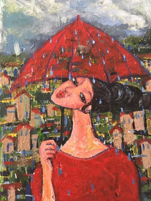 Red Umbrella (2017)