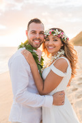Oahu Wedding Package on the Beach in Hawaii