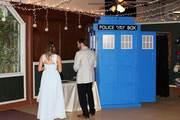 Our Tardis Doctor Who (English Police Box) Photo Booth
