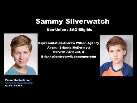 SAMMY SILVERWATCH reel