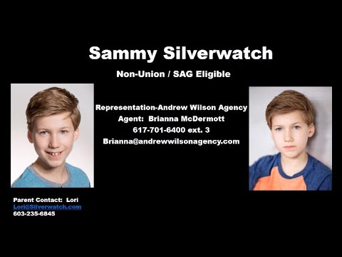 SAMMY SILVERWATCH reel