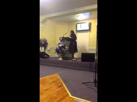 Prophetess Odessa Moton