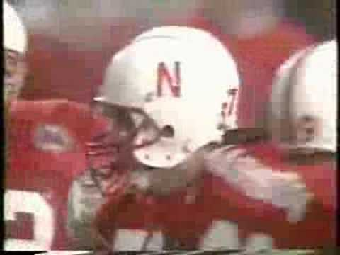 1992 Nebraska Cornhuskers vs Colorado Buffaloes