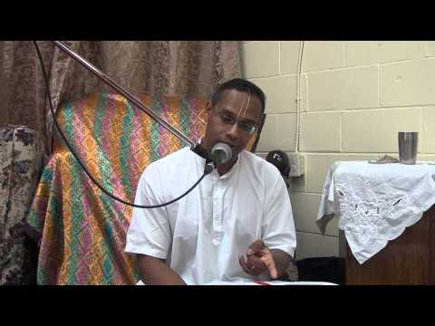 Bhagavad Gita Chapter 09 Text 22 by HG Devakinandan das