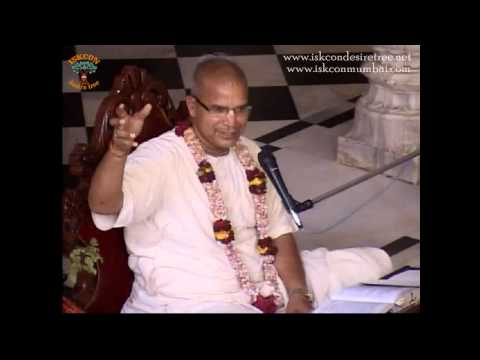 Srimad Bhagavatam 05.19.25 by Devakinandana Das at ISKCON Juhu, 02nd June 2013