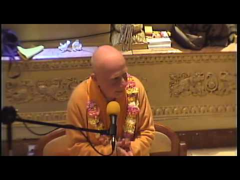 Srimad Bhagavatam Class on Canto 10 Chapter 57 Text 35-40 by HH Candramauli Swami