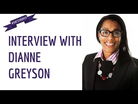 She's The Boss: Interview with Dianne Greyson