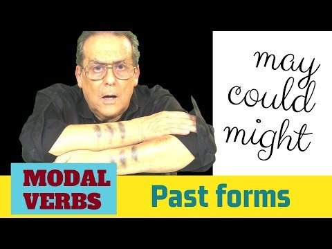 Modal verbs: How to use may, might and could to talk about past possibilities