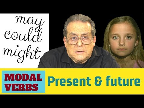 Modal verbs: How to use may, might and could to talk about possibilities (1)