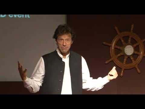 Imran Khan - Never Give up on Your Dreams