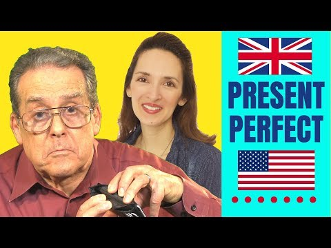 The Present Perfect Tense - British and American differences
