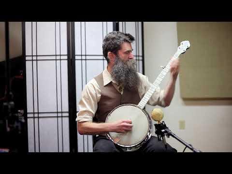 Aaron Jonah Lewis - Banjotown, by Joe Morley