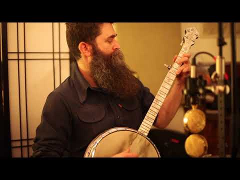 Aaron Jonah Lewis - Banjoland, by Joe Morley