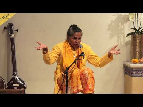 Our true self - Lecture by Dr. Nalini (Satsang)