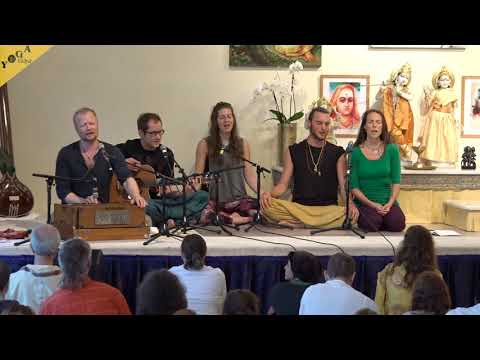 Gurumantra - by Yoga Bande from Hannover