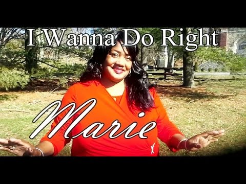 I WANNA DO RIGHT -  SHORT FILM V2 - MARIE DELLA THOMAS