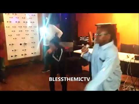 9 Year Old Rappers Lil Kye and KJ   BlessTheMic at Savannah Raes  BlessTheMicTV