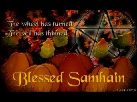 MY CIRCLE - MERRY SAMHAIN