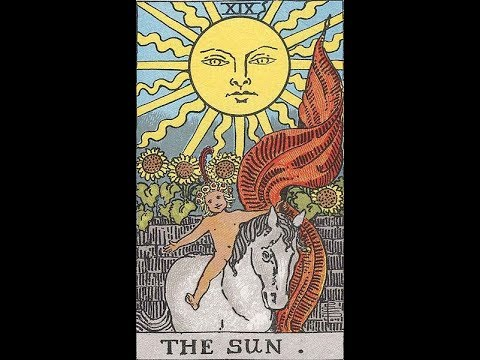 19. The Sun - The 21 Faces of God