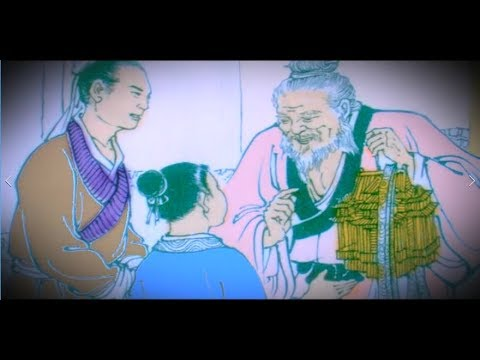Legends of Ancient China Episode 6: Legendary Carpenter Lu Ban 鲁班