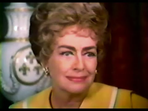"Joan Crawford | ""The Sixth Sense"" (Full Episode) 
