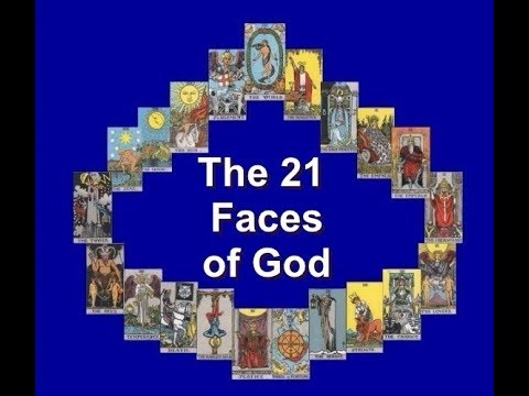 The 21 Faces of God   (long-form version)