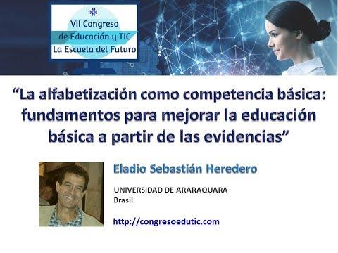 VII CONGRESO EDUTIC Ponencia de Eladio Heredero