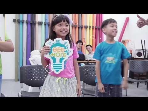 SEEMORE - The Professional Hong Kong Kids workshop