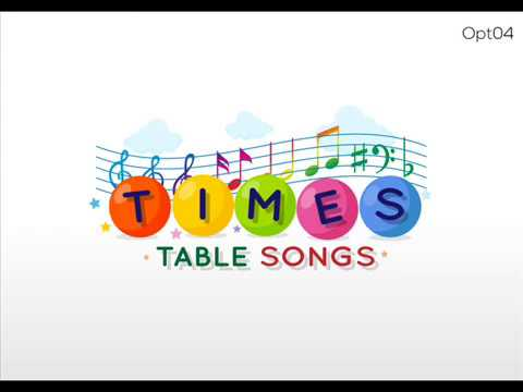 3 Times Table Song Rap Multiplication 2 to 12 times 3 Times Table