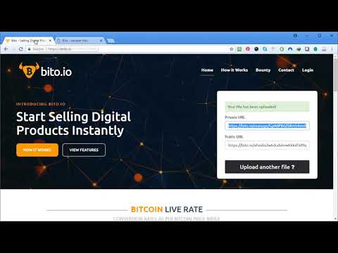 Bito - Start selling digital products today!