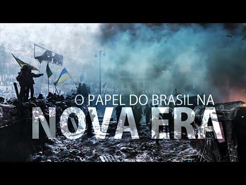 VÍDEO: o Papel do BRASIL na NOVA ERA - Geraldo Lemos Neto