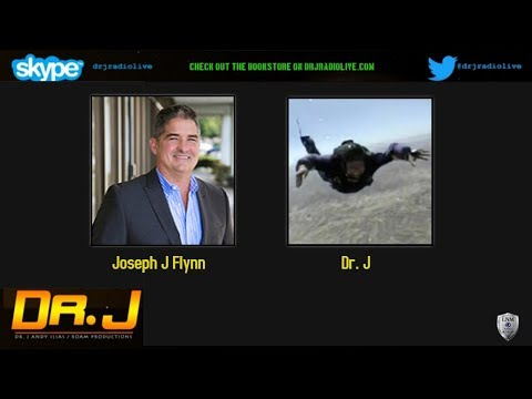 Dr. J Radio Live -  Joseph J Flynn