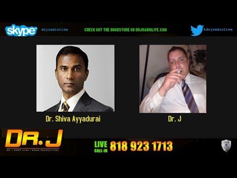 Dr. J Radio Live - Robert Zimmerman