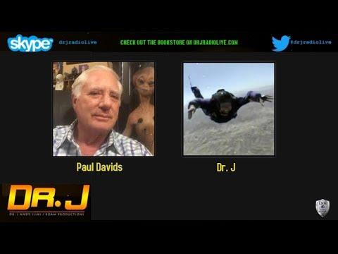 Dr. J Radio Live - Paul Davids