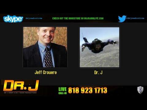Dr. J Radio Live - Jeff Crouere