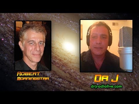 Dr. J Radio Live - Robert Morningstar